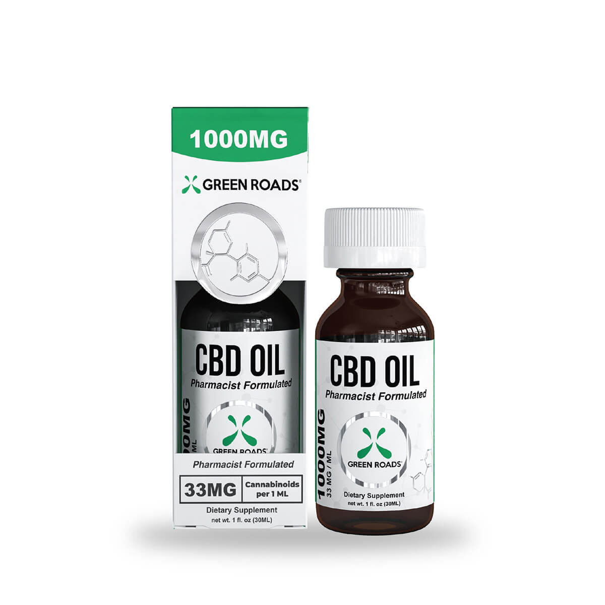 CBD Oil – 1000 mg