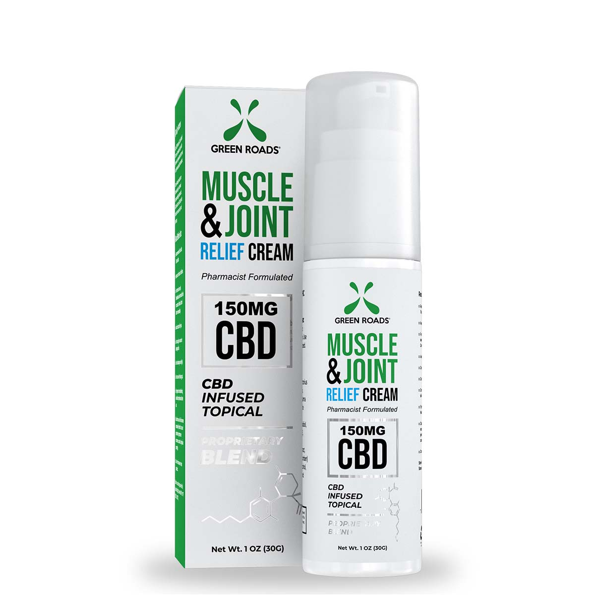 Soothing CBD Topical Cream – 150mg